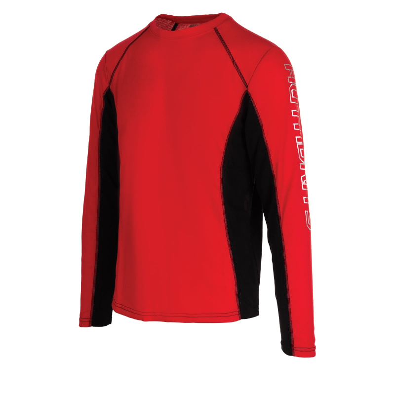 Pánske termo tričko s dlhým rukávom AUTHORITY-THALYMNO I red ... ef2cdf4c39c