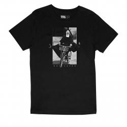 Pánske tričko s krátkym rukávom DEDICATED-T-shirt Stockholm Bike Nun