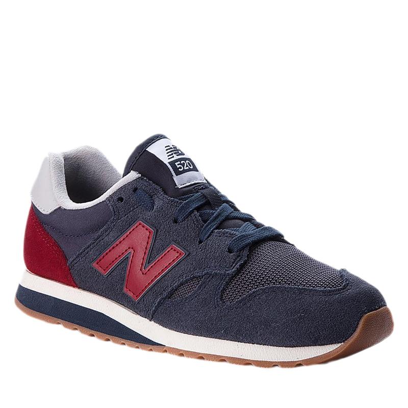 1c339c2a8a6 Pánska vychádzková obuv NEW BALANCE-U520EJ