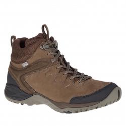 Dámska turistická obuv stredná MERRELL-SIREN TRAVELLER Q2 MID WTPF slate/black