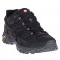 Pánska turistická obuv nízka MERRELL-MOAB 2 SMOOTH GTX black -