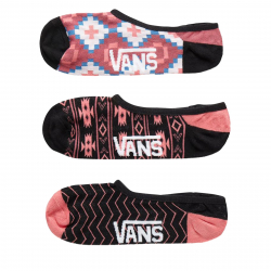 Ponožky VANS-WM 7-10 3PK GEOHERO