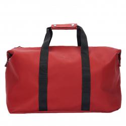 Taška RAINS-Weekend Bag SCARLET
