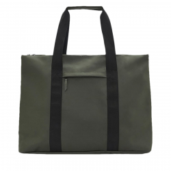 Taška RAINS-Weekend Tote GREEN