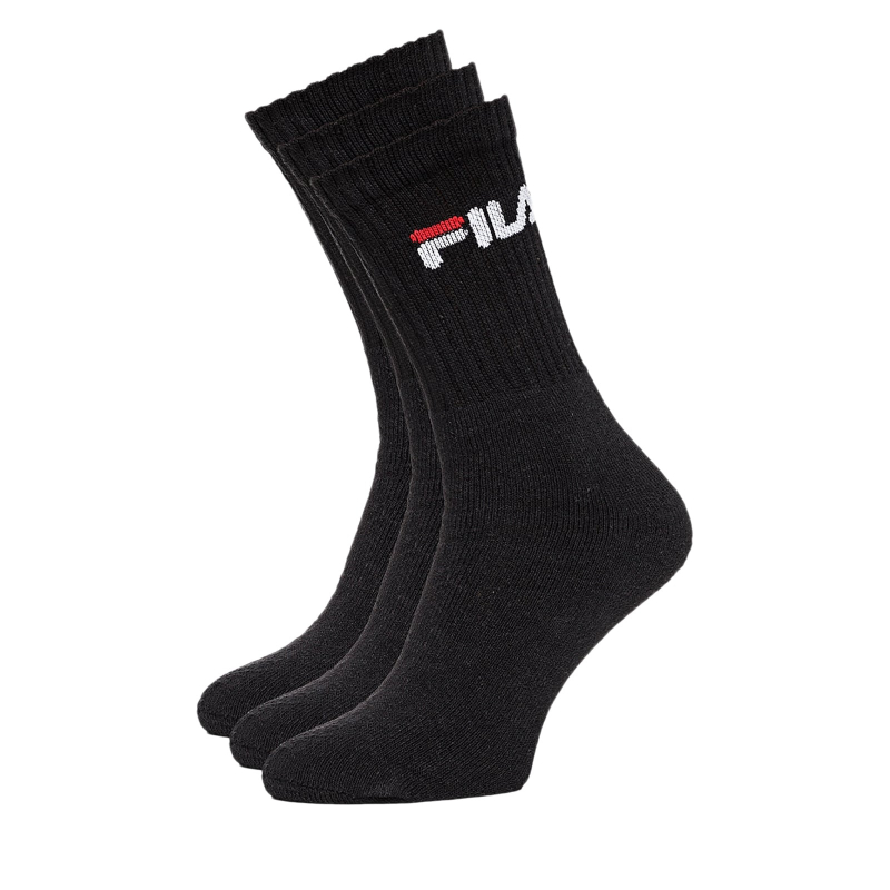 6e127f732c8 Ponožky FILA F9505 Black 3pack