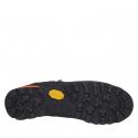 Pánska turistická obuv vysoká BERG OUTDOOR-PICO BLACK -