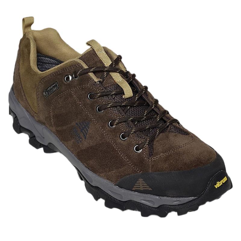 Pánska turistická obuv nízka BERG OUTDOOR-BONASUS MN BR OD POTTING SOIL - Pánska turistická obuv značky Berg Outdoor.