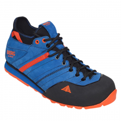 Pánska turistická obuv stredná BERG OUTDOOR-MAIROS SNORKEL BLUE