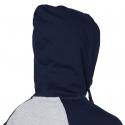 Pánska mikina s kapucňou BERG OUTDOOR-ISTOR BLUE -