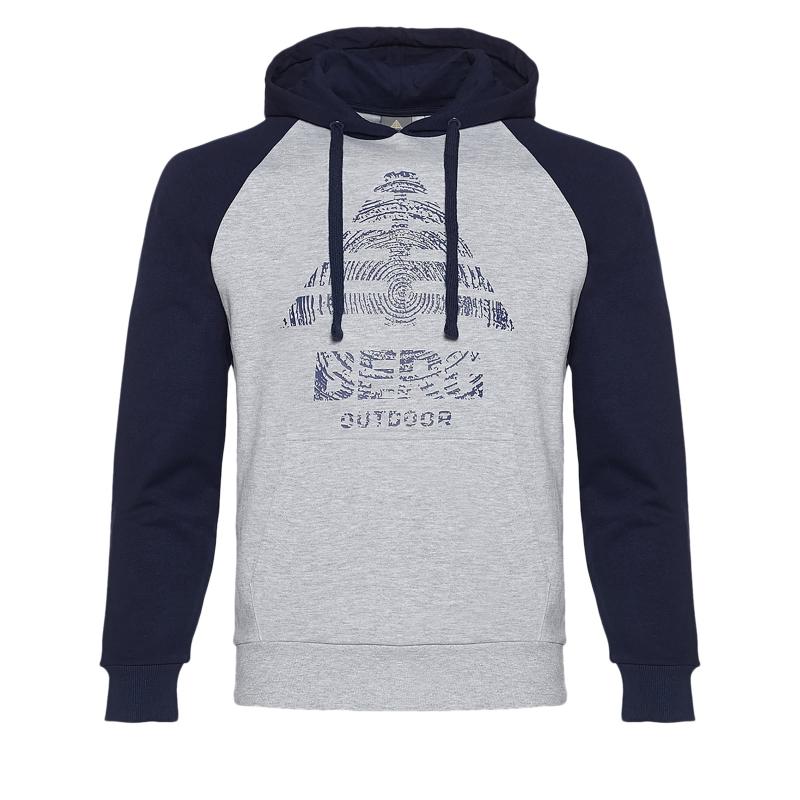 Pánska mikina s kapucňou BERG OUTDOOR-ISTOR BLUE - a63d2581919