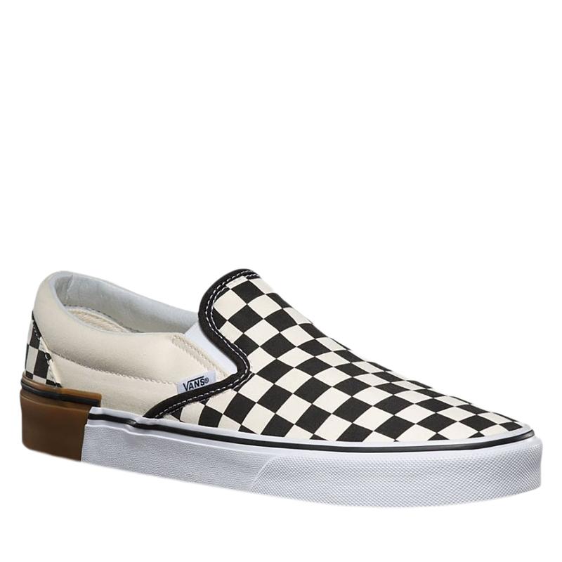 Rekreačná obuv VANS-UA CLASSIC SLIP-ON (GUM BLOCK) VN0A38F7U581 ... 5189dcc0ba1