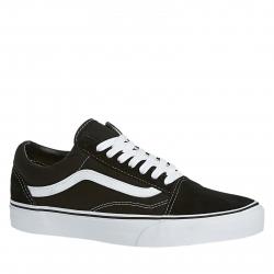 Rekreačná obuv VANS-UA OLD SKOOL Black/White VN000D3HY281