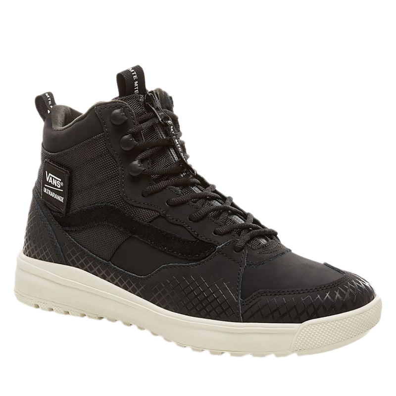 Pánska rekreačná obuv VANS-UA ULTRARANGE HI DX (MTE) BLACK  VN0A3TKYI281 - 26373c5ddf