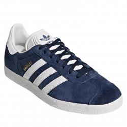 Rekreačná obuv ADIDAS ORIGINALS-GAZELLE CONAVY/WHITE/GOLDMT