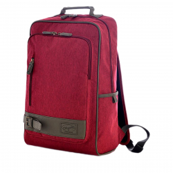Ruksak OLYMPIA U.S.A Apollo Maroon Red