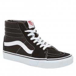 Rekreačná obuv VANS-UA SK8-HI Black/Black/Whi VN000D5IB8C1