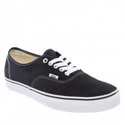 Rekreačná obuv VANS-UA AUTHENTIC Black VN000EE3BLK1