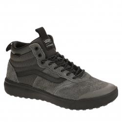 Pánska rekreačná obuv VANS-UA ULTRARANGE HI PEAT/BLACK VN0A3MVSUDL1