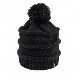 Dámska zimná čiapka FINMARK FC1818 BLACK