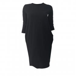 Dámske šaty JANA POLAK-Basic black