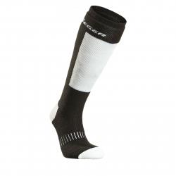 Detské podkolienky SEGER Alpin BLACK/WHITE