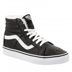 Rekreačná obuv VANS-UA SK8-HI REISSUE (Leather/Fle VN0A2XSBEU11