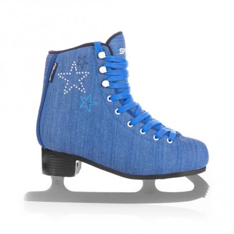 Dámské krasobrusle SPOKEY-VOGUE Blue