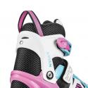 Dievčenské korčule 2v1 SPOKEY-AVIAN GIRL 2v1 KIDS - Detské korčule značky Spokey.