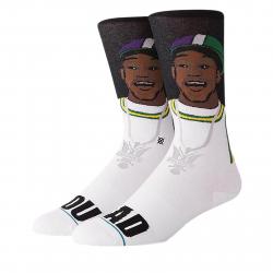 Módne ponožky STANCE-YOU MAD BLACK