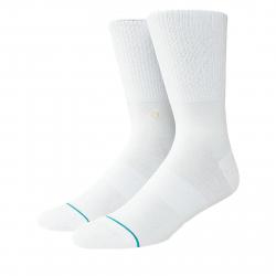 Ponožky STANCE-FASHION ICON WHITE