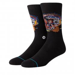 Ponožky STANCE-HEAD CASE BLACK