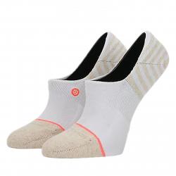 Módne ponožky STANCE-UNCOMMON INVISIBLE WHT