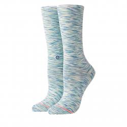 Ponožky STANCE-SPACER CREW LIGHT BLUE