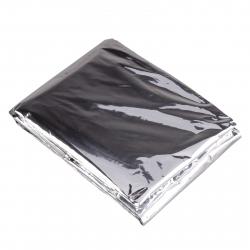 Izotermická fólia strieborná ACE CAMP Emergency Blanket - Silver