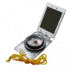 Kompas so zrkadlom ACE CAMP Foldable Map Compass w/mirror