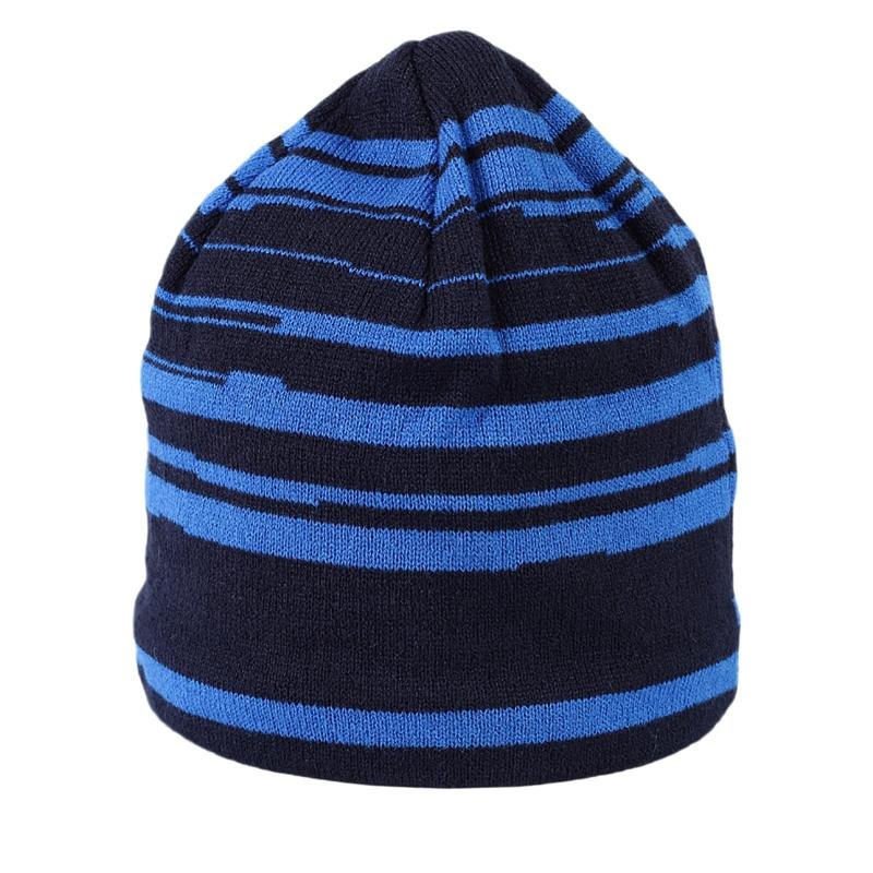 Pánska zimná čiapka DIVISION DC1831 NAVY BLUE - d48aa3041dc