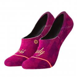 Módne ponožky STANCE-BOSS LADY MERLOT