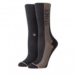 Módne ponožky STANCE-JUDGE ME BLACK