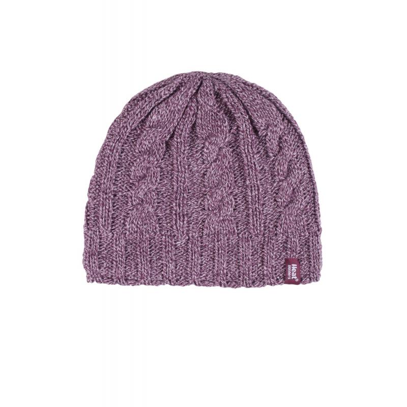 310335f1f Dámska zimná čiapka HEAT HOLDERS-Dámska čiapka Pink