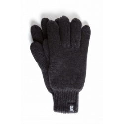 Pánske rukavice HEAT HOLDERS-Pánske rukavice čierna