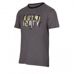 Pánske tričko s krátkym rukávom AUTHORITY-TACOR jr grey