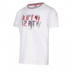 Pánske tričko s krátkym rukávom AUTHORITY-TACOR jr white