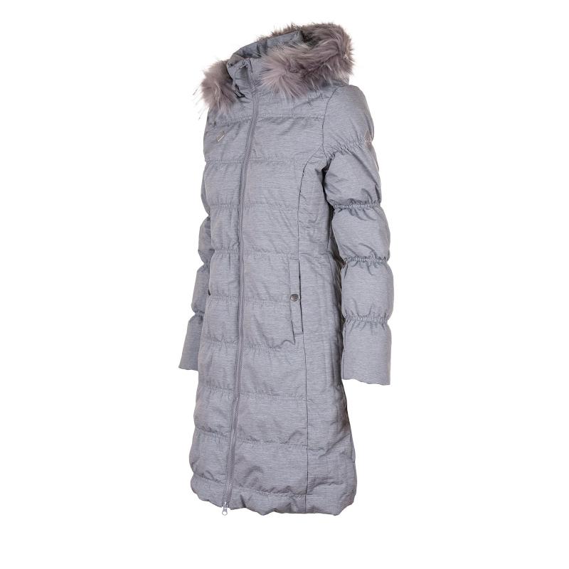Dámska bunda AUTHORITY-ROSZIA lt grey nie je možné reklamovať podšívku - 48086bc8146