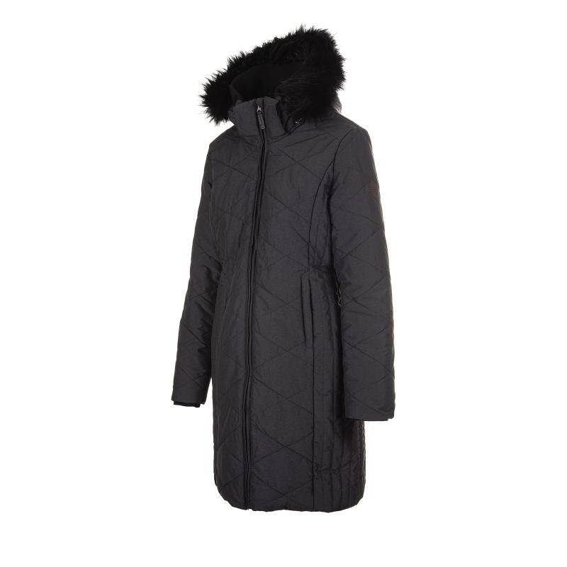 Dámska bunda AUTHORITY-ROSSITA black nie je možné reklamovať podšívku - 50ca9e0d11d