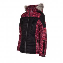 Dámska lyžiarska bunda AUTHORITY-SZNOWA red f9e80920761