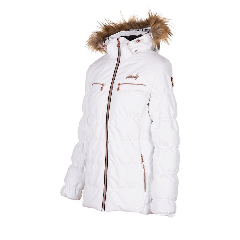 Dámska lyžiarska bunda AUTHORITY-RANIKA white -