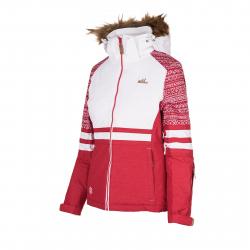 Dámska lyžiarska bunda AUTHORITY-RAWNIA red