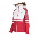 Dámska lyžiarska bunda AUTHORITY-RAWNIA red -