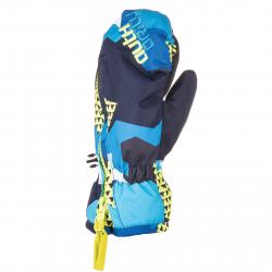 Lyžiarske rukavice AUTHORITY-GOLO blue