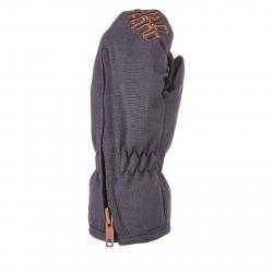 Lyžiarske rukavice AUTHORITY-GOLO dk grey